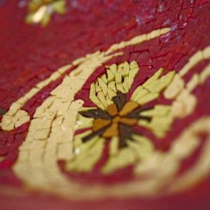 Barca Kyoto rossa